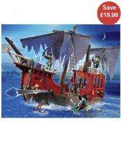 Playmobil 50% off lots of sets and extra 20% of some using code 6C5E @ Early Learning Centre online - e.g. pirate ship was £39.99 now £16.00+p&p = £20.95