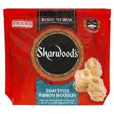 Sharwood`s Ready To Wok  Noodles 300g (2 x 150g) @ B&M £0.29 (4 packs for £1)