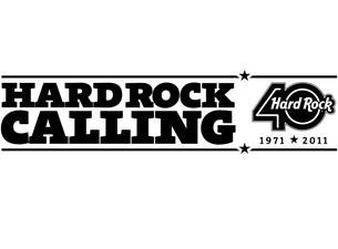2 for 1 Hard Rock Calling Festival (Sunday) Rod Stewart, Stevie Nicks, Adam Ant, James Walsh  £63 @ Ticketmaster