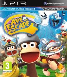 Ape Escape (PS3) £13.59, bee.com, using code