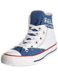 Only  £11.25. Converse Unisex Adult Chuck Taylor All Star Print Hello Hi Trainer @ Amazon