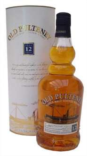 Old Pulteney 12 year old single malt 70cl - £19 in store in Morrisons