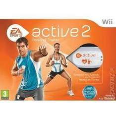Ea sports active 2 Wii £6.24 @Priceminester gzoop