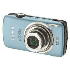Canon Digital IXUS 200 IS Digital Camera - Blue (12.1 Megapixel, 5x Optical Zoom) 3.0 inch LCD £120 @ Amazon