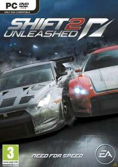 New & Sealed - Need For Speed Shift 2 (Pc) @ Cex Online + Instore