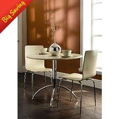 Pair of Oslo Dining Chairs @ Asda Direct Online was £60 now £25 FREE DELIVERY TO STORE