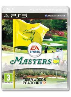tiger woods pga tour 12 ps3 and xbox 360 £21.99 @ Game.co.uk +reward points and cashback