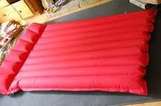 Air Bed with Built-in Pillow - Double Argos Half Price £9.29 was £18.74