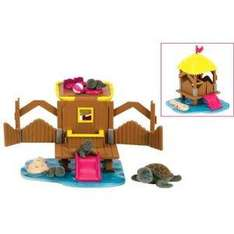 Ocean In My Pocket Turtle Island Hut With Sea Turtle Mum & Babies Family was £9.99 now £3.90 del @ Amazon
