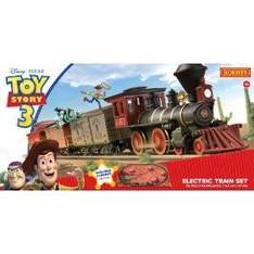 Hornby R1149 Disney Toy Story 3 OO Gauge Electric Train Set now £31.75 del @ Amazon