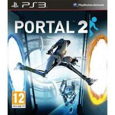 Portal 2 Back in stock Amazon £24.99 PS3 and Xbox