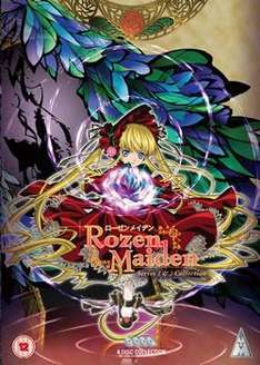 Rozen Maiden & Traumend Complete Collection (12) DVD - £9.99 @ Anime-On-Line