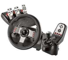 Logitech G27 Wheel and Pedal Set - £179.99 @ pcworld.co.uk