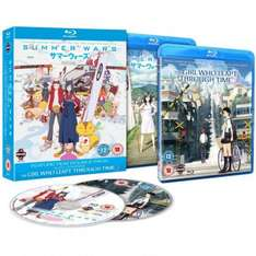 Summer Wars / The Girl Who Leapt Through Time Blu-ray  £6.85 @zavvi