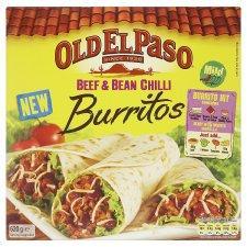 Old El Paso Chilli Burrito Kit - 2 for £3 @ Asda instore & online
