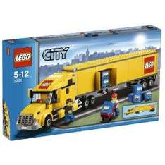 LEGO City 3221: Big Truck.  mis-price?  £9.00 @Sainsbury's in-store