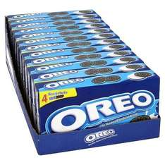 12 Packs of Oreos £5.01 at Amazon when using subscribe and save