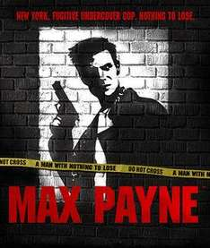 Max Payne (PC) for 50p @ CeX