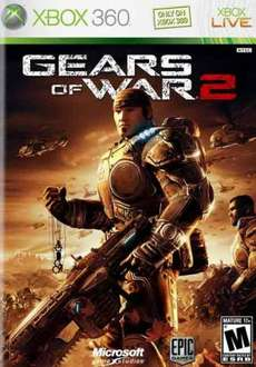 Gears of War 2 (Xbox 360) - £5 in store at ASDA Living (Dartford)