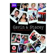 Gavin & Stacey: Series 1 - 3 Box Set And Christmas Special - Play.com - £14.99