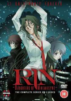 Rin, Daughters of Mnemosyne: The Complete Series £3.85 @ zavvi