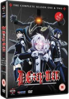 D. Gray-Man: The Complete Collection (DVD) (Anime) - £16.85 @ The Hut & Zavvi