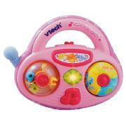 VTech Pink Soft Singing Radio £4 @ Tesco.com