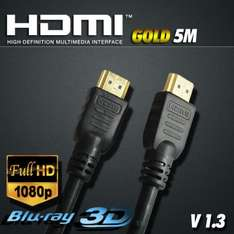5 metre HDMI cable £1.49 Delivered.  Still available for £1.99 Delivered. @eBay (uk-fashions)