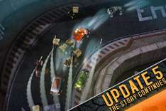 Remedy's Death Rally for iDevices, addictive game, 66% off, ONLY £0.59 ! @ itunes