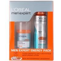 L'oreal Hydra Energetic moisturiser 50ml and 150ml Fresh anti perspirant spray £7.20 @ Cheapsmells