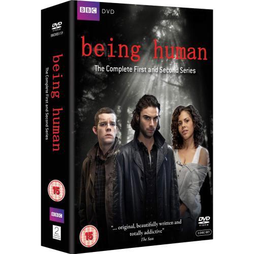 Being Human - Series 1 & 2 - Amazon - £11.27