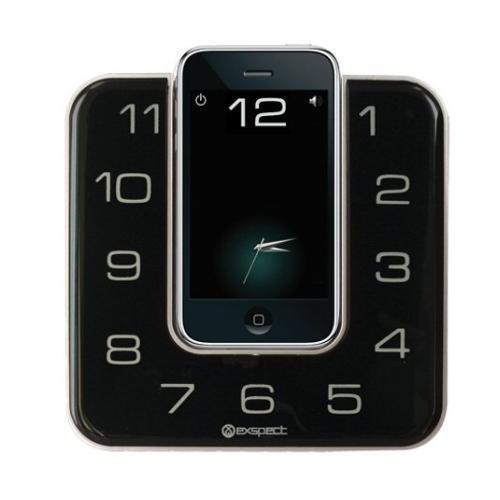 Exspect Time iPod / iPhone Speaker Dock - Play.com - £17.99