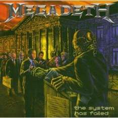 Megadeth - The System Has Failed + Other many other Megadeth albums from £3.77 @ Amazon