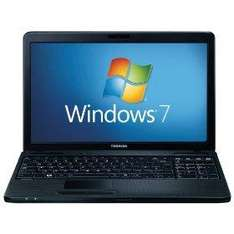 """Toshiba Satellite Pro C660-125 Intel 2.1ghz T3500, 3GB, 320GB, 15.6"""", W7HP - Used """"very good"""" - only £181.83 delivered at Amazon Warehouse"""