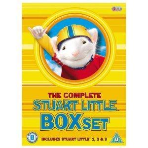 The Complete Stuart Little (3 Disc Box Set) - all three movies - £6.49 @ Amazon