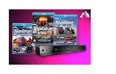 Phillips Blu-ray Player With Built In Bdlive And 3 Top Gear Titles HMV £49.99