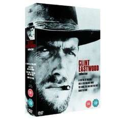 Clint Eastwood 4 Film Collection [DVD] - £8.47 @ Amazon