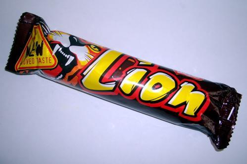 Lion Bar 29p @ B&M