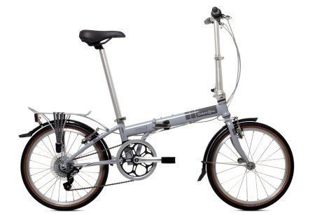Dahon Speed D7 20'' Wheel Folding Bike £299 @Walkers Cycling