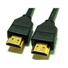 Wired--up v1.3A HDMI to HDMI Gold Plated Connectors 1.8m Cable for HD TV's/ Xbox 360/ PS3 - £1.03 + FREE SHIPPING @ Amazon marketplace (Electro World)