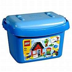 Lego Bricks & More Brick Box 6161 half price £6.49 instore @ Sainsbury