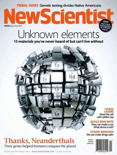 New Scientist - £3 Asda Rollback.