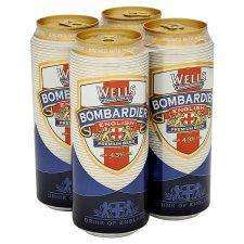 12 x 500ml Cans of Bombadier Ale for £6.98 / 3 x 750ml Bottles of Leffe Blonde or Hoegaarden Rose for £5.48 - Updated 3 for 2 offer at Tesco