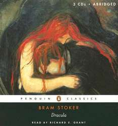 Audiobook of Dracula by Bram Stoker read by Richard E Grant: £1 for this 3 CD set @ Poundland