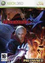 Devil May Cry 4 - Preowned (360) £2.99 Delivered @ Gameplay