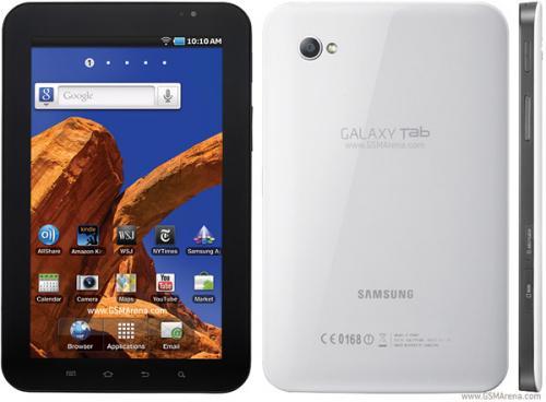 "Samsung Galaxy P1010 Tab ARM Cortex 1GHz 16GB Installed 7"" £229.99 Delivered @ ebuyerexpress/eBay"