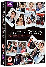 Gavin and Stacey - Series 1, 2 and 3 and Christmas Special - £12.00 @ Tesco eBay Outlet