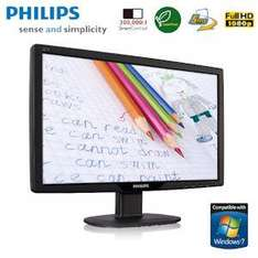 £87 Philips 22 inch Full-HD LCD monitor with SmartControl Lite £87 @ ibood