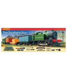 Argos Hornby Southern Star Train Set was £119.99 now down to £41.99