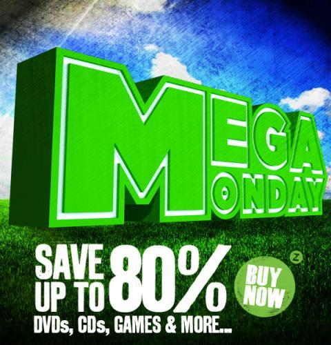 Mega Monday Up to 80% off Xbox Games @ Zavvi